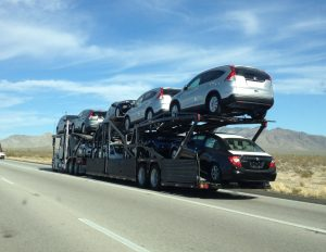 vehicle transport prices